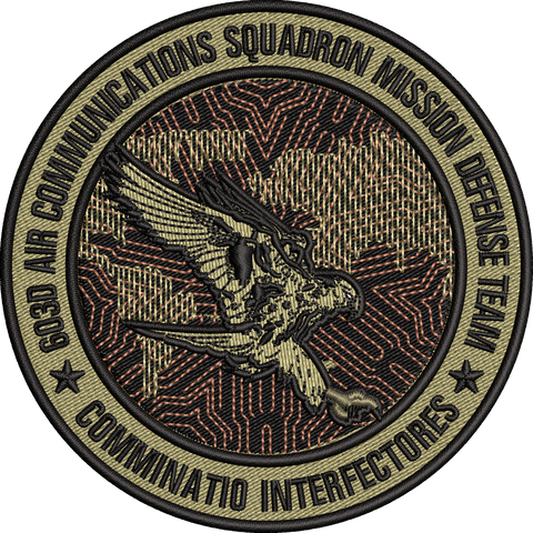 603D Air Communications Squadron - OCP