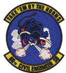 60th Civil Engineer Squadron - Reaper Patches