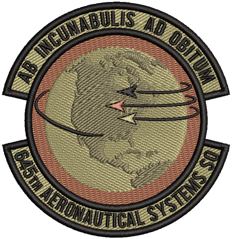 645th Aeronautical Systems Sq OCP