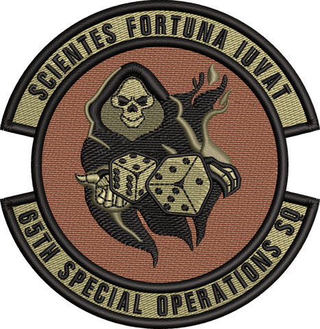 65th Special Operations Squadron - OCP