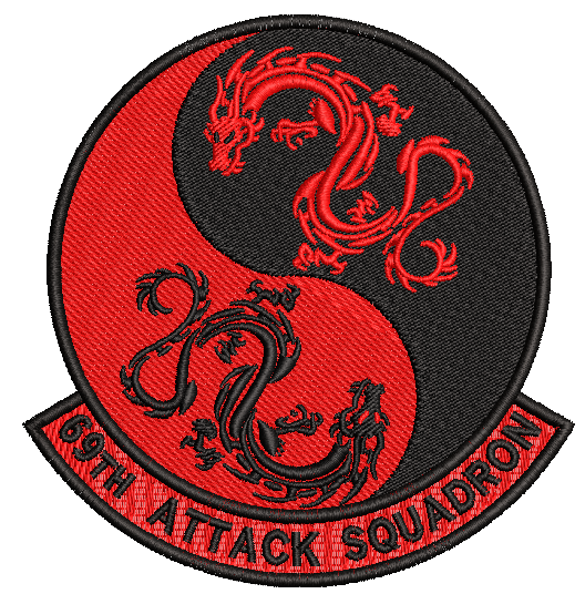69th Attack Squadron