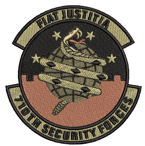 710th Security Forces (FIAT JUSTITIA) - OCP