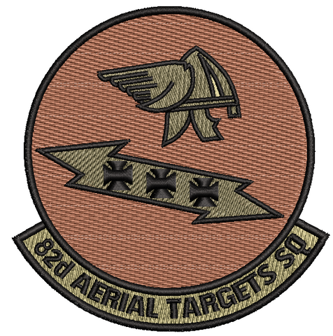 82d Aerial Targets Squadron- OCP (unofficial) - Reaper Patches