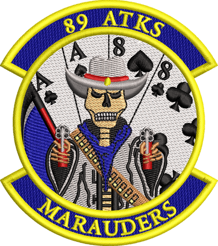 89 ATKS Friday Patch - Color