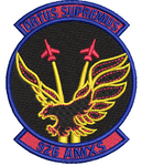 926th Aircraft Maintenance Squadron patch - Reaper Patches
