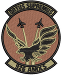 926th Aircraft Maintenance Squadron patch - OCP (Unofficial) - Reaper Patches