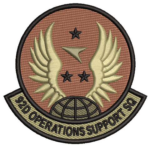 92d Operations Support Squadron - OCP (Unofficial)