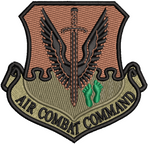 Copy of Air Combat Command (ACC) OCP Patch - CSAR Green