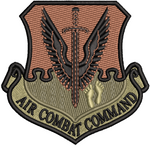 Air Combat Command (ACC) OCP Patch - CSAR (Bagby Green)