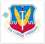 Air Combat Command - Sticker (ZAP)