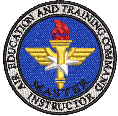 Air Education and Training Command (AETC) Master Instructor