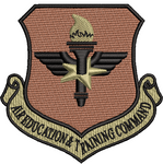 Air Education and Training Command (AETC) OCP Patch - Reaper Patches
