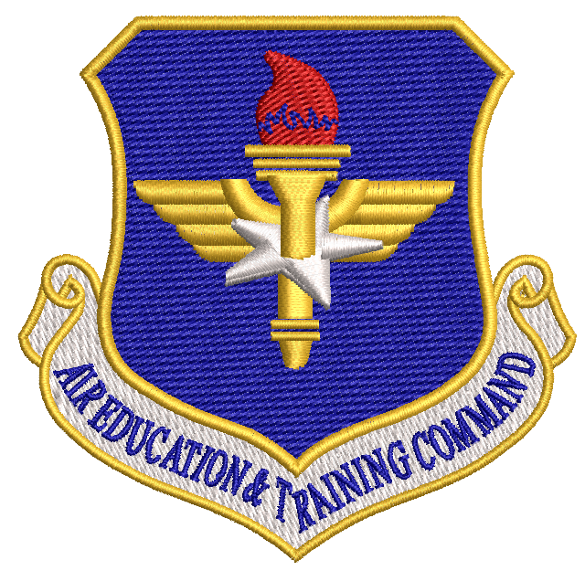 Air Education and Training Command (AETC) - Reaper Patches