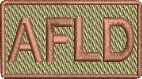 """AFLD""- Left Shoulder Patch"