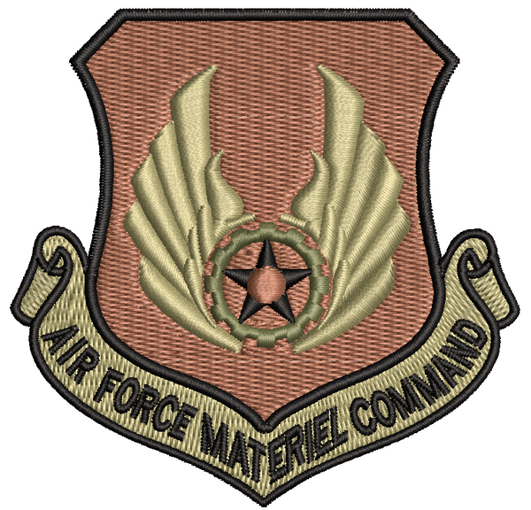Air Force Materiel Command (AFMC) OCP Patch