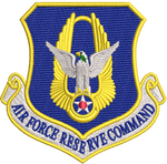 Air Force Reserve Command (AFRC) Patch - Reaper Patches