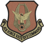 Air Force Reserve Command (AFRC) Patch OCP - Reaper Patches