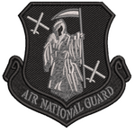 Air National Guard Reaper - Black out