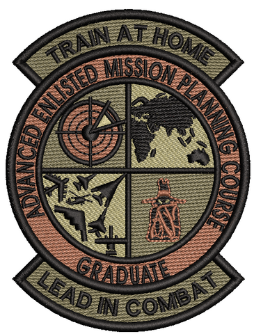 Advanced Enlisted Mission Planning Course