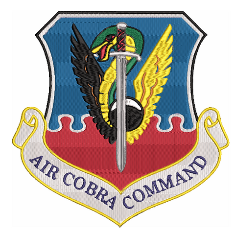 Air Cobra Command - Reaper Patches