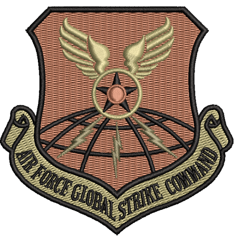 Air Force Global Strike Command (AFGSC) - OCP (unofficial) - Reaper Patches