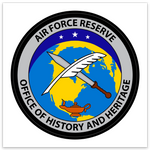 Air Force Reserve Office of History and Heritage - Zap - Reaper Patches