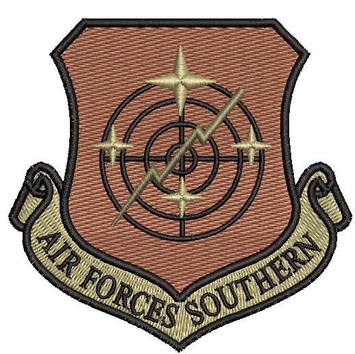 Air Forces Southern - OCP (Unofficial) - Reaper Patches