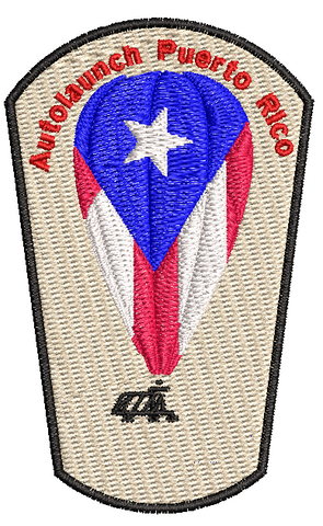 Autolaunch Puerto Rico  Custom Patch - Reaper Patches