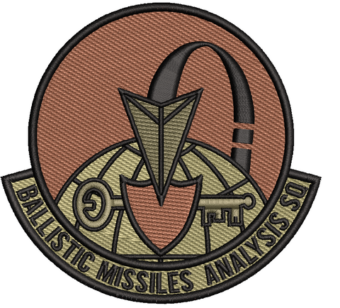 Ballistic Missiles Analysis SQ - OCP (unofficial)