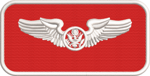 Enlisted Aircrew Wings (343d RS)