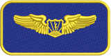 Standard Name Tags - 89th Attack Squadron