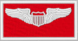 Pilot Wings (343 RS) - Reaper Patches