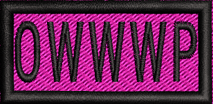 """On Wednesday We Wear Pink"" - Reaper Patches"