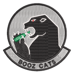 338th Booz Cats - Reaper Patches