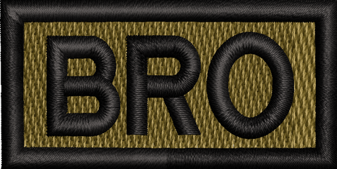 BRO - Reaper Patches