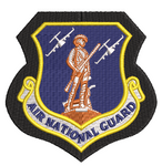 Air National Guard C-17  A2 Jacket - Reaper Patches