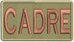 """CADRE""- Left Shoulder Patch"