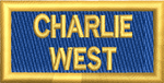 Charlie West Tab - Reaper Patches