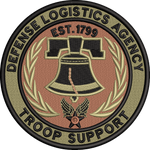 Defense Logistics Agency - Troop Support - OCP