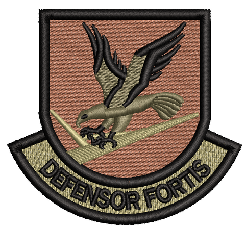 Defensor Fortis OCP - Reaper Patches
