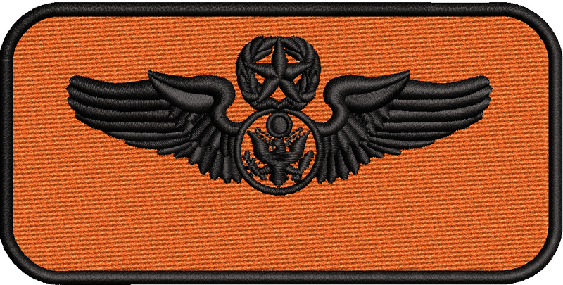 Standard Name Tags - 12th Reconnaissance Squadron - Reaper Patches