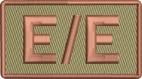 """E/E"" Left Shoulder Patch"