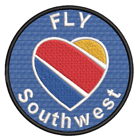 FLY Soutwest - Reaper Patches