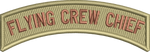 Flying Crew Chief