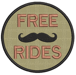 Free Rides - Reaper Patches