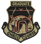 Global Hawk Electronic Combat Officer (GHECO) Course - Graduate Patch OCP
