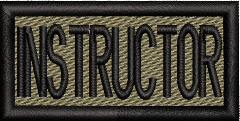 Instructor - Reaper Patches