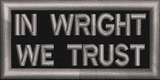 In Wright We Trust - Reaper Patches