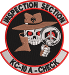 Inspection Section KC-10