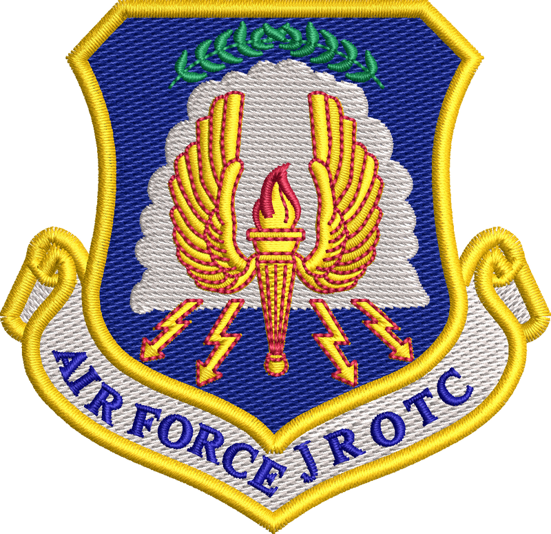 Air Force JROTC - color